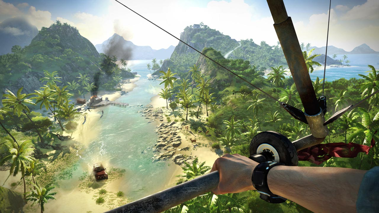 Far Cry 4 Out In 2014 Fist Full Of Potions