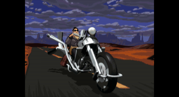 Full Throttle Remastered 009 - The Open Road (Classic)