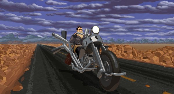 Full Throttle Remastered 010 - The Open Road (New)