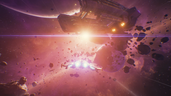 EVERSPACE v1 Gameplay Screenshot 06